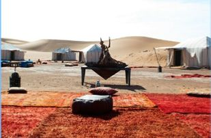 3 DAYS FES TO DESERT AND MARRAKECH TOUR