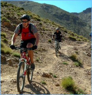 2-DAYS-MOUNTAIN-BIKE-TOUR-IN-ATLAS-MOUNTAINS Biking