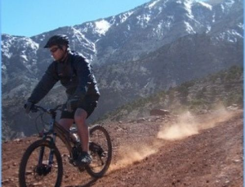 4 DAYS MARRAKECH AND ATLAS MOUNTAINS BY MTB
