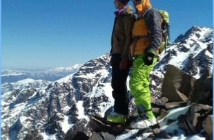 4 DAYS TOUBKAL TREKKING VIA AZZADEN VALLEY