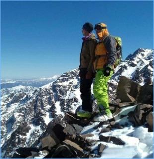 4-DAYS-TOUBKAL-TREKKING-VIA-AZZADEN-VALLEY Atlas Trekking