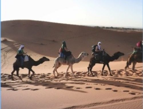 5 DAYS FES TO SAHARA DESERT TOUR