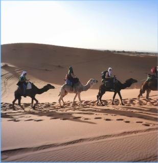 5-DAYS-FES-TO-SAHARA-DESERT-TOUR- 2 DAYS MARRAKECH TO ZAGORA DESERT