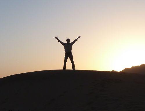 Walking in Morocco