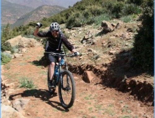 8 DAYS ATLAS & BERBER MOUNTAINS CYCLING TOUR