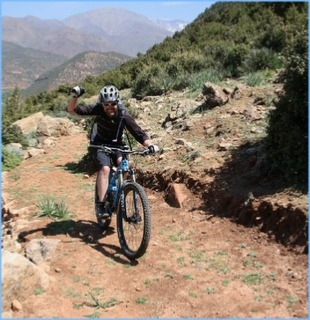 8-DAYS-ATLAS-BERBER-MOUNTAINS-CYCLING-TOUR Biking