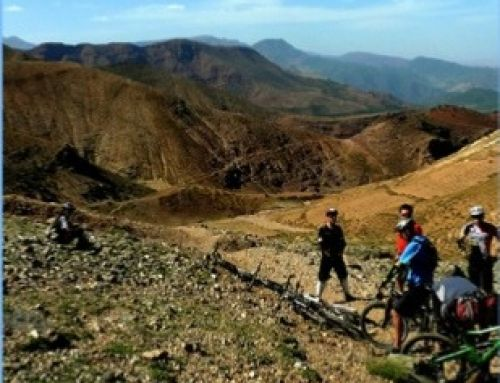 8 DAYS ATLAS MOUNTAIN BIKE CYCLE TOUR