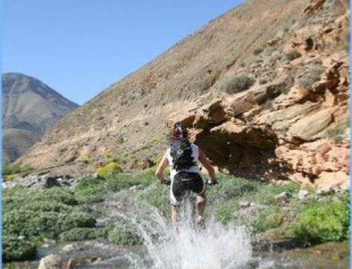 8 DAYS ATLAS MOUNTAINS BIKING TRIP