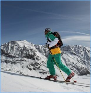 8-DAYS-SKI-TOUR-IN-HIGH-ATLAS Skiing