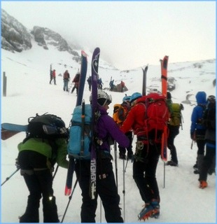8-DAYS-SKI-TOURING-IN-OUKAIMEDEN Skiing