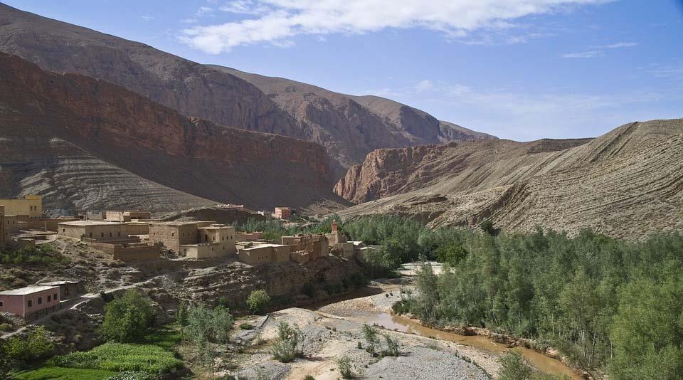 Dade-morocco-desert 7 day Atlas and Sahara tour