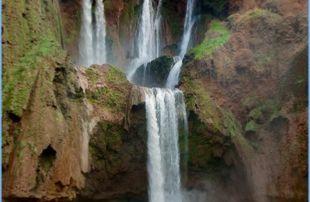 Marrakech day trip to Ouzoud waterfalls