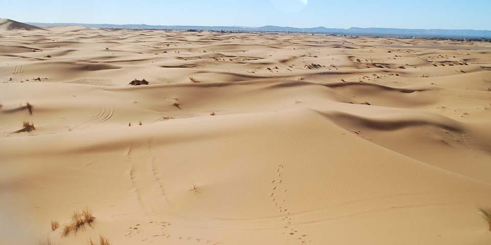 merzouga-desert 7 day Atlas and Sahara tour