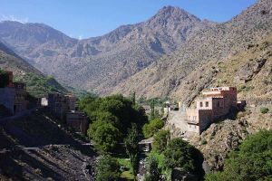 Riad-Atlas-Panorama-Imlil-walking-tour-mount-toubkal-300x200 Imlil Village in Morocco
